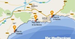 Las 3 Playas para perros en Murcia se encuentran en el municipio de Mazarrón