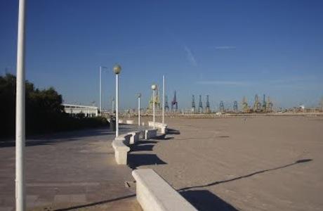 Playa para perros en pinedo valencia - Restaurante en pinedo ...