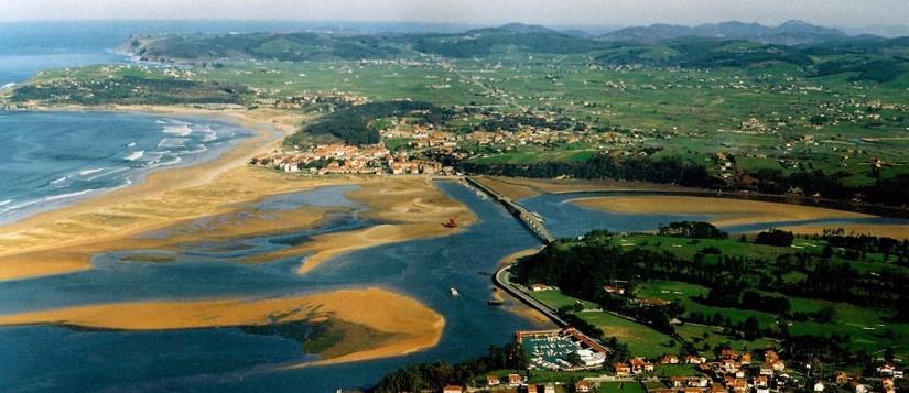 Playa para perros en Somo, Cantabria